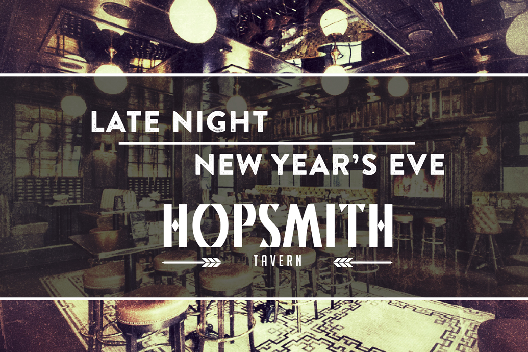 Late-Night Exclusive at Hopsmith