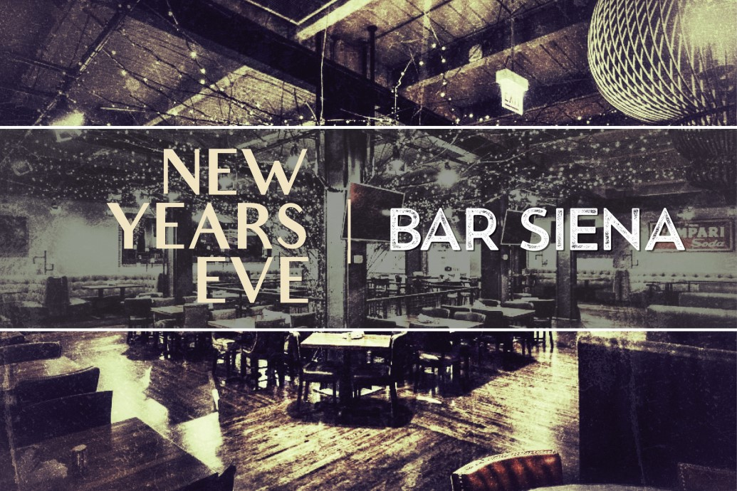 New Year's Eve Chicago 2018 - Bar Siena