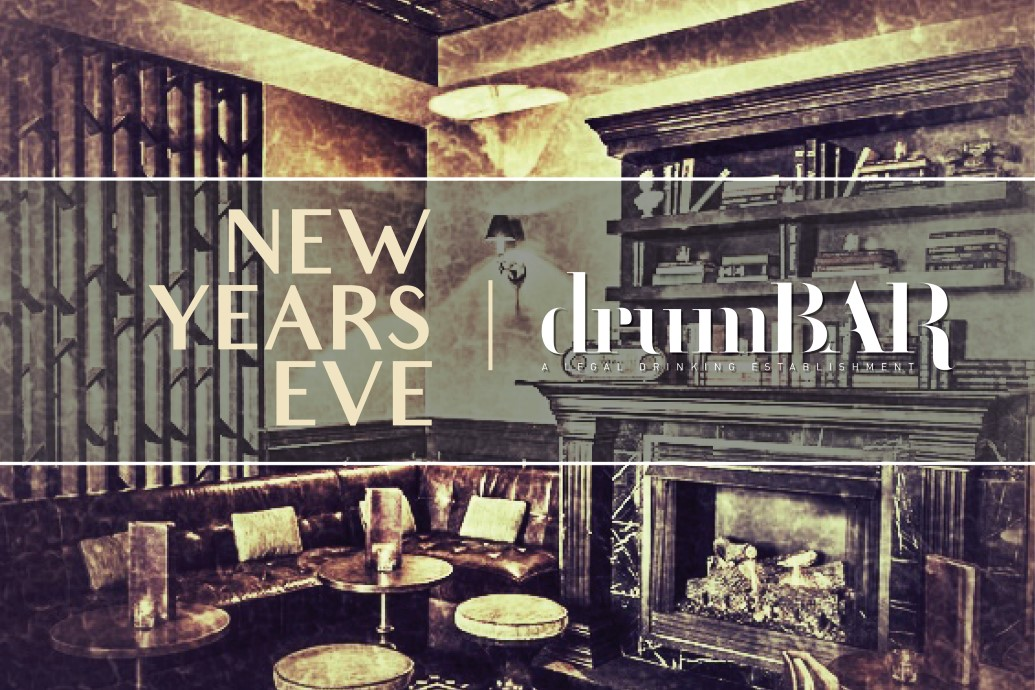 New Year's Eve Chicago 2018 - drumBAR