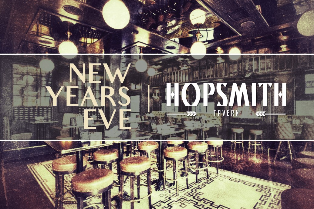 New Year's Eve Chicago 2018 - Hopsmith