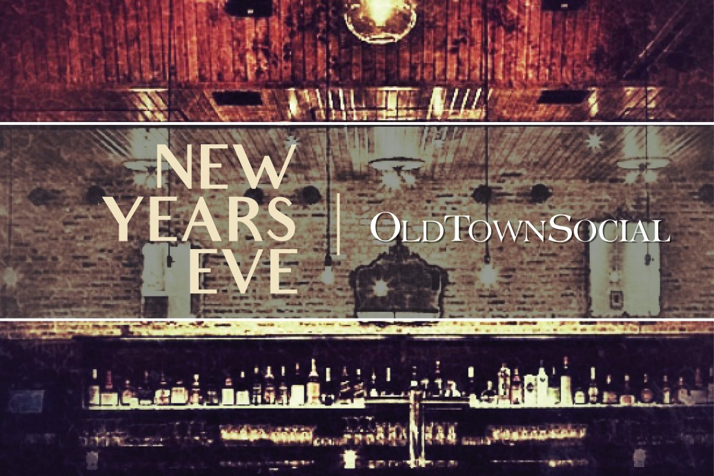 New Year's Eve Chicago 2018 - Old Town Social