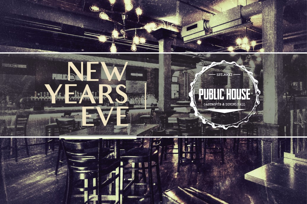 New Year's Eve Chicago 2018 - Public House