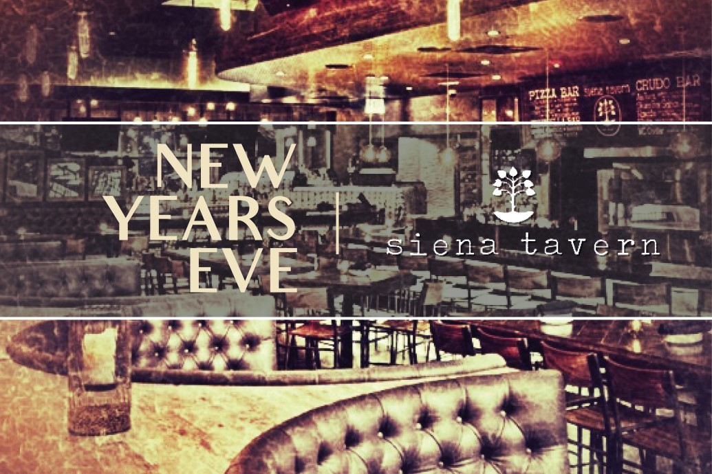 New Year's Eve Chicago 2018 - Siena Tavern